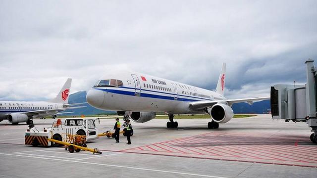 九黄机场2017年将新增无锡、贵阳和长沙到九寨沟三条航线