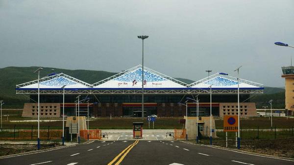 红原机场5月20日复航 成都和重庆已可订票